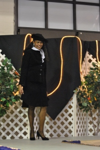 Brazos Valley Senior Pageant