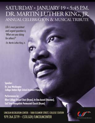 Parks MLK Poster 8x11