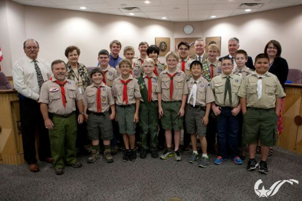 Boy Scout Troop 977
