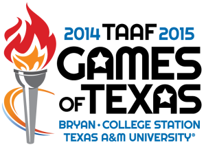 Games of Texas logo