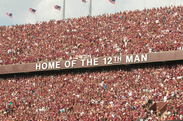 Home of the 12th Man