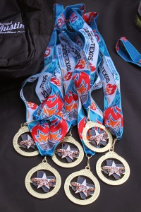 Games of Texas Medals