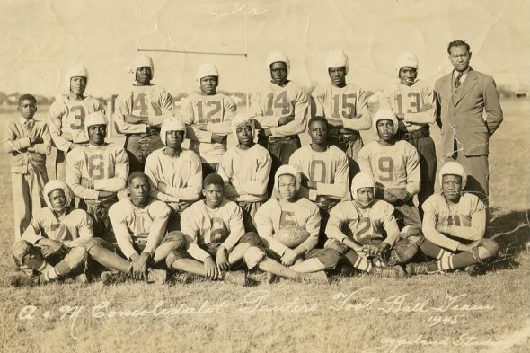 1945 A&M Consolidated Tigers