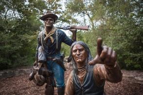 Indian Wars Memorial
