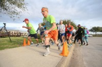 The 2017 Brazos Valley Senior Games attracted 400 athletes 50 years and older for an Olympic-style competition.