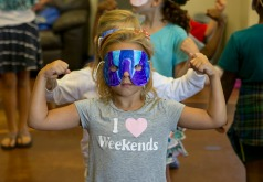 In 2017, the Drama Kids class proved to be a welcome addition to the Parks & Recreation Departments summer camp lineup.