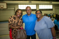 The city bid farewell to longtime Lincoln Recreation Center Supervisor Lance Jackson in June. Jackson ran the facility for more than 23 years.