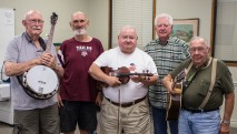One of the most popular activities at the Southwood Community Center are the regular Classic Country and Bluegrass Jam Sessions.