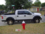 Don't park within 15 feet of a fire hydrant. It's also unlawful to park, stop or stand in a fire lane.
