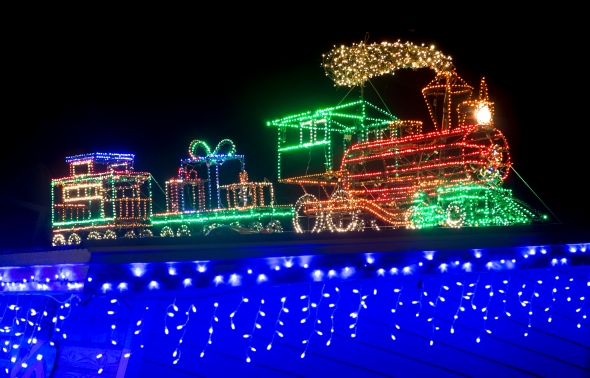 4 new twists for Christmas in the Park - 4 New Twists For Christmas In The Park City Of College Station