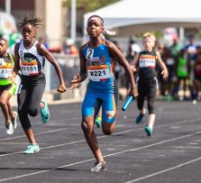 Games of Texas track and field