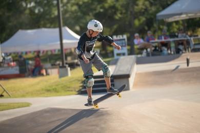 Games of Texas skateboarding