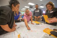 Focus on the Future community planning workshop