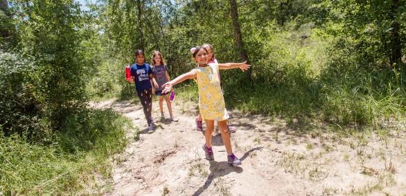 Lick Creek Nature Center Summer Camp