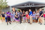 Lincoln Recreation Center grand opening