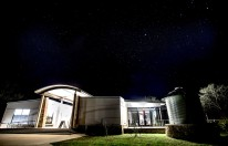 The Lick Creek Nature Center Star Party in February featured a crystal-clear sky full of stars.