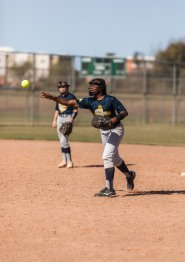 Dozens of teams visited College Station in November for the Heart of America Fast Pitch softball tournament.